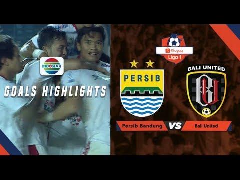 Persib Bandung (0) vs Bali United (2) - Goal Highlight | Shopee Liga 1