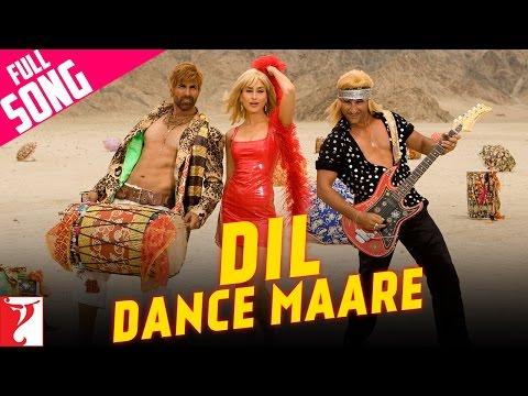 Dil Dance Maare  Full Song  Tashan  Akshay Kumar  Saif Ali Khan  Kareena Kapoor