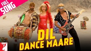 Dil Dance Maare (Full Video Song) | Tashan