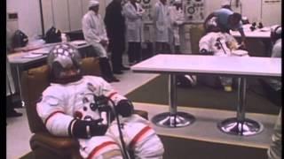 Apollo 16 Launch Day