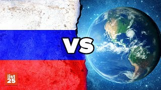 25 CHILLING Ways Russia is Preparing for World War III