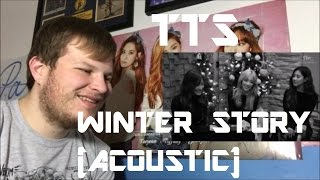 Girls' Generation-TTS소녀시대-태티서_겨울을 닮은 너 (Winter Story)_Live Acoustic Version Reaction