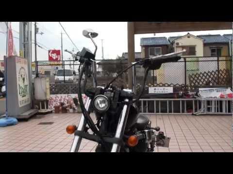 カスタムバイク GRASS TRACKER スズキ グラストラッカーカスタム 和歌山