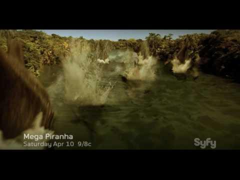 Mega Piranha - Syfy Original Movie