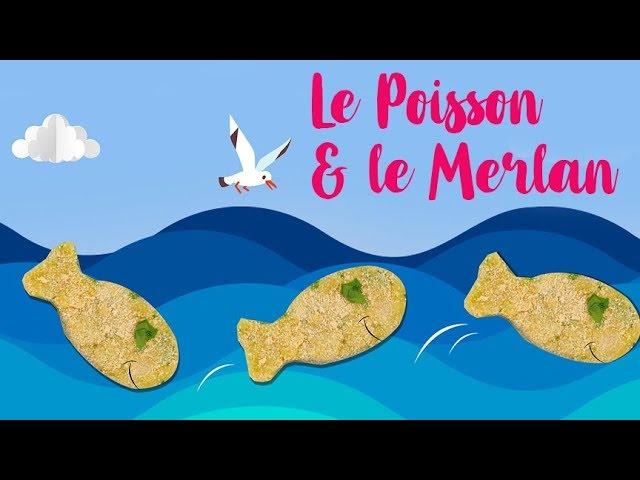 Recette des croquettes de merlan au persil