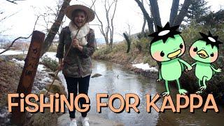 Fishing for KAPPA: Japan's Mythological River Monster