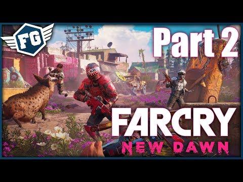 STARÁ GRACE ARMSTRONG - Far Cry: New Dawn #2 thumbnail