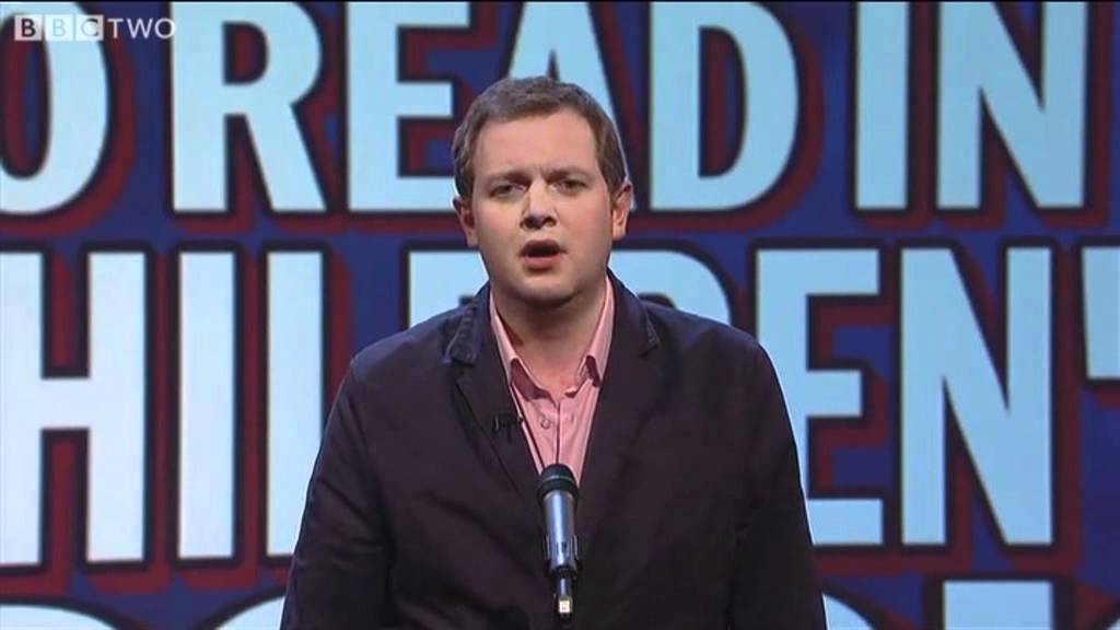 Unlikely Things To Read In A Children's Book - Mock The Week - Series 11 Episode 5 - BBC Two