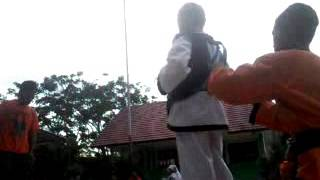 Cms #015  Sparing Rifki Vs Dimas