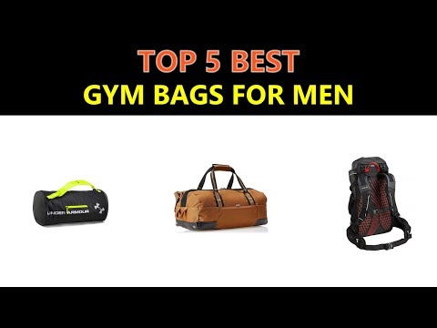 Best Gym Bags For Men 2020