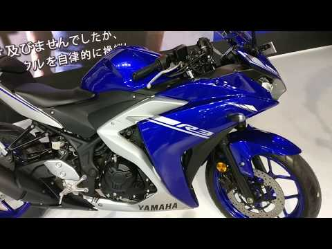download 2018 Yamaha YZF-R3 Launched, Walk-around and First Impressions - Auto Expo 2018 #ShotOnOnePlus