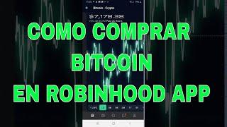 come acquistare bitcoin robinhood