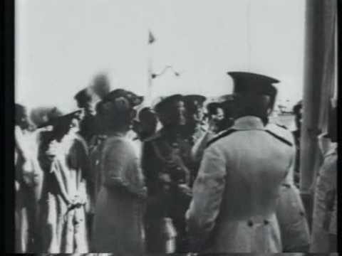Николай II в Ярославле 1913