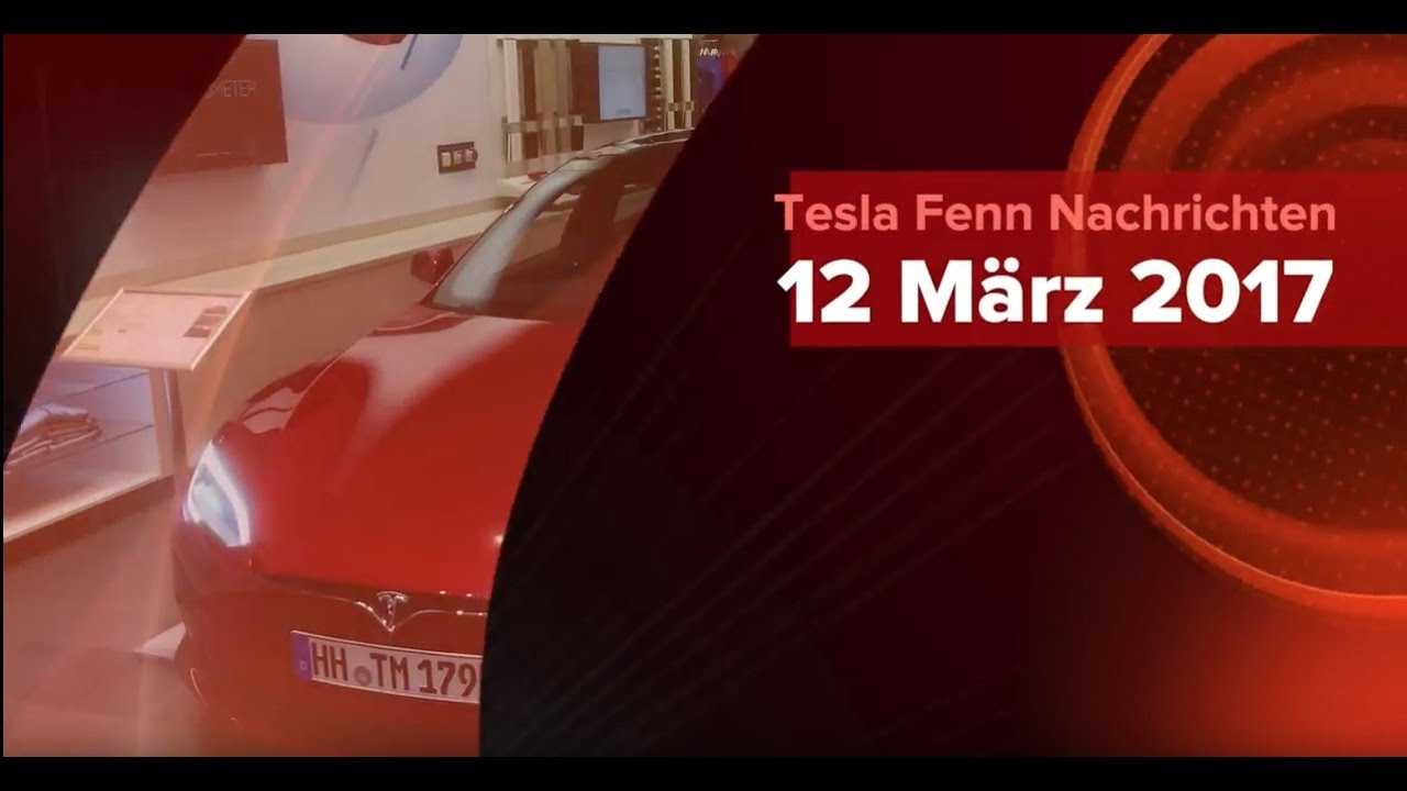 Tesla Nachrichten