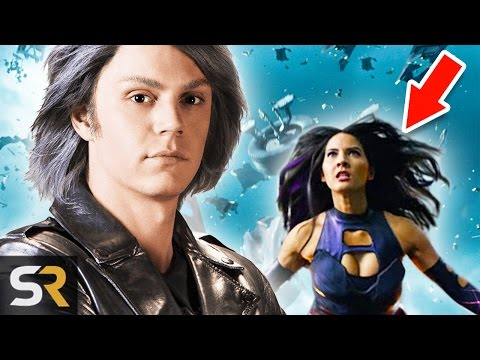 15 Biggest X-Men Movie Mistakes You Probably Missed