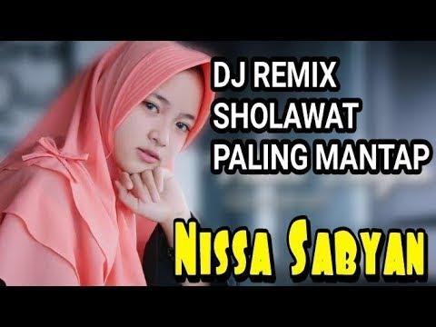 Lagu Sholawat Merdu Wanita cantik Nissa Sabyan 2018
