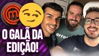 OS SEGREDOS DE BELEZA DE ANDRÉ PIONTEKE DO MASTERCHEF PROFISSIONAIS! | Virou Festa