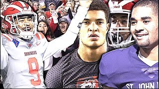 🔥 Mater Dei vs St John Bosco | 'The Rematch' and Battle for Nations #1 | INSTANT CLASSIC