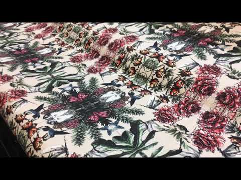 Digital fabric printing Specialists in Capetown
