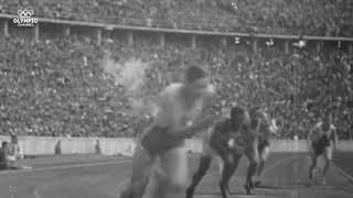 #MomentoOlímpico - Jesse Owens
