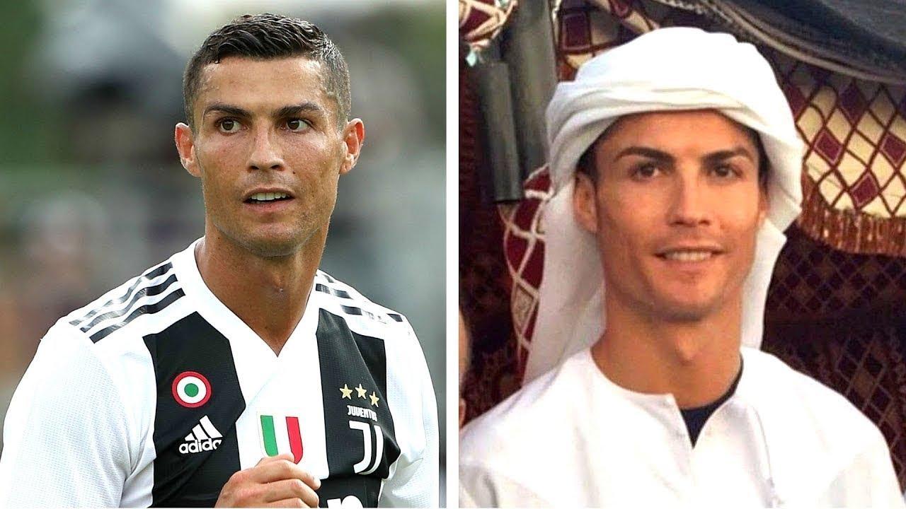 C. Ronaldo Müslüman mı ? Ronaldo Hakkında Çok Az bilinen 10 Gerçek ( Bölüm 2 )