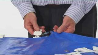 Holdon® MIDI Clip - The ultimate Tarp Clip!