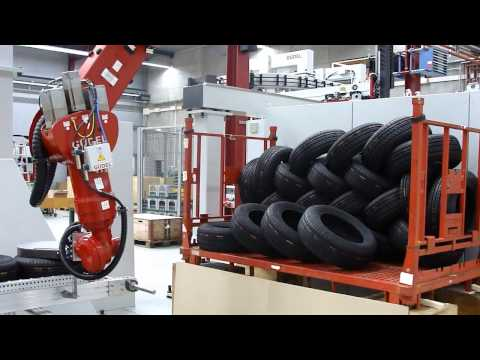 Automation   Tire Industry   Sorting Application