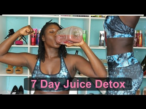 7 Day Juice Detox/Cleanse