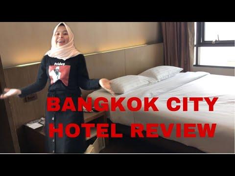 HOTEL REVIEW, BANGKOK CITY HOTEL @Thailand