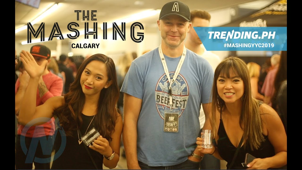 The Mashing Calgary 2019 with Trending.ph - #MashingYYC
