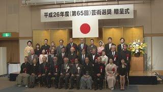 「日本の美、伝える責任」 芸術選奨受賞で小朝さん
