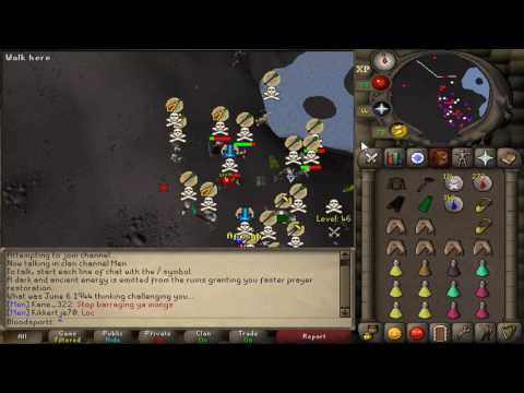 Ancient Fury Owns SV