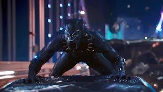 Черная пантера (2018) - русский трейлер - VHSник