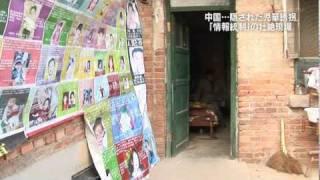 20111218f福島第一原発20km圏内の光景『特命報道記者X 2011』中国の児童誘拐