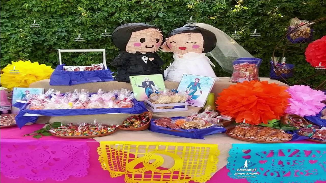 Papel picado para Boda |  Boda Mexicana Papel Picado Fiesta Mexicana
