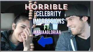 Baixar Horrible Celebrity Impressions! (Feat. Mariaagloriaa)