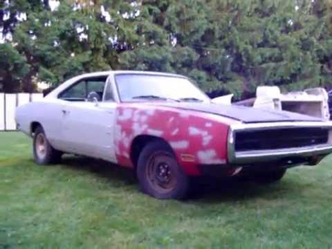 1 2 Fast 1970 Dodge Charger Project Youtube