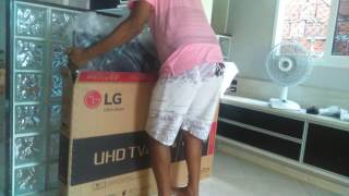 TV LG 49uh6500 4k