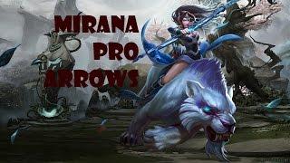 Dota 2 - Mirana Pro Arrows