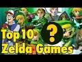 Top 10 Zelda Games