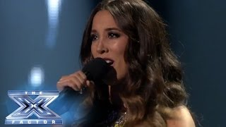 "Alex & Sierra perform ""Say My Name"" - THE X FACTOR USA 2013"