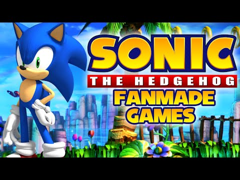 Top 5 Sonic The Hedgehog Fan Made Games
