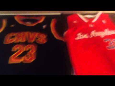 $12 Replica Jersey VS. $110 Adidas Swingman Jersey