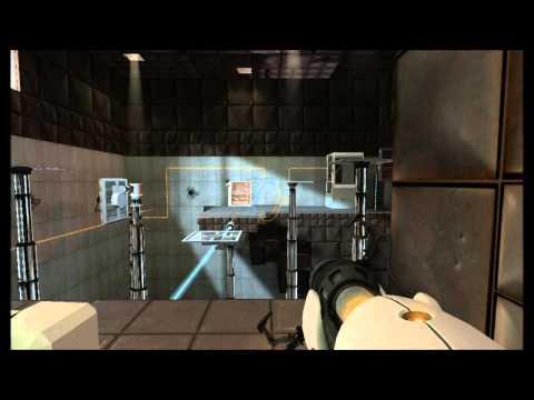 Ice plays Portal ep.3 (Test Room 18)
