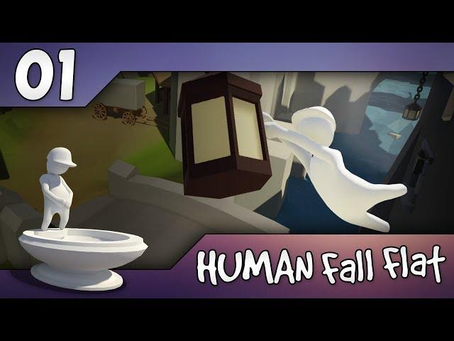 PARHAAT FYSIIKAT   Human Fall Flat w/ Migiii