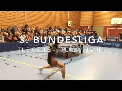 So muss Tischtennis! | 3. Bundesliga Nord | Highlights