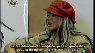 Baixar Christina Aguilera on Stripped and Eminem (2002)