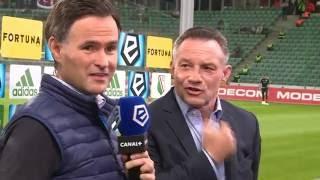 Liga od kuchni: Legia - Lechia