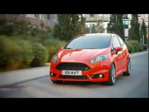 Ford Fiesta St 2011 Conceptflv Youtube