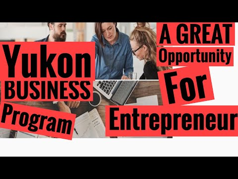 Yukon business nominee program#canada immigration# business plans# settle in yukon#new opportunity